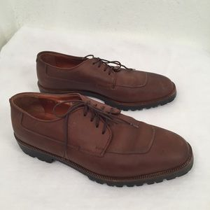 Cole Haan 8.5 8 1/2 Oxford Shoes Italian Leather
